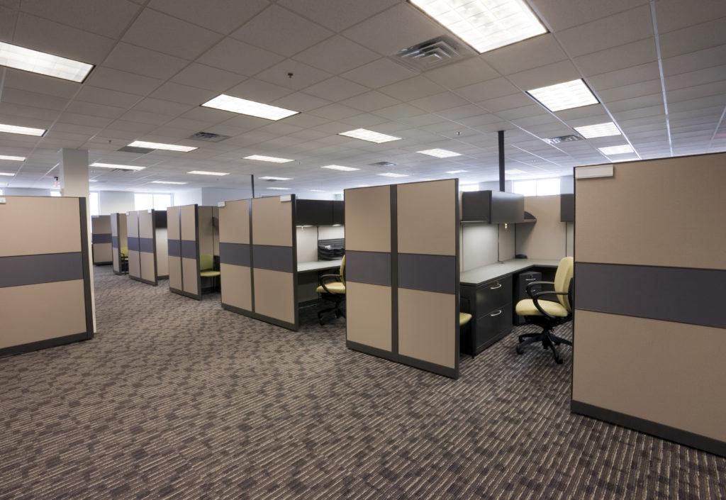 inside cubicle image